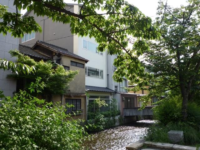 Out Look from Shirakawa-river