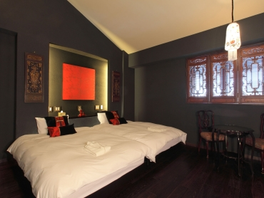 Hotel Mume suite room cho